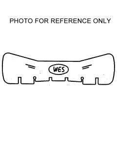 WES AIR DEFLECTOR (A-8)