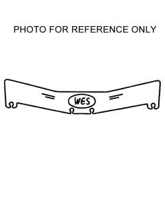 WES AIR DEFLECTOR (A-49)