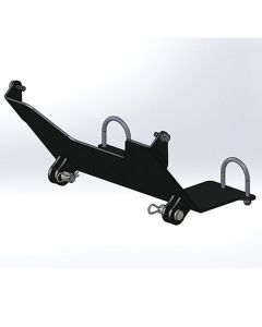 EAGLE FRONT PLOW MOUNT         (2815)