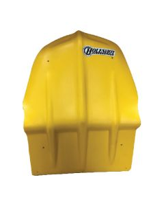 VMAX5/6/700SX SKID PLATE YELLOW