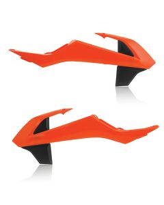 ACERBIS RAD SHROUDS KTM ORANGE