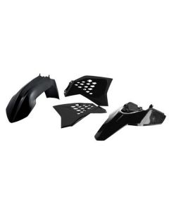 ACERBIS BLACK PLASTIC KIT (2253030001)