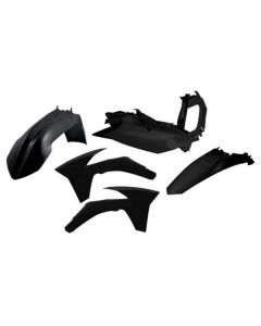 ACERBIS BLACK PLASTIC KIT (2205470001)