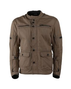 JOE ROCKET IRON AGE WAXED CANVAS JACKET