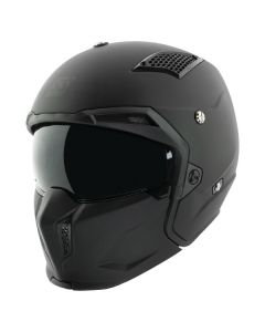 SOLID SPEED SS2400 OPEN FACE HELMET