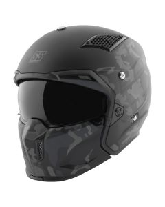 CALL TO ARMS SS2400 OPEN FACE HELMET