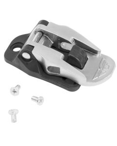 FR5 BOOT BUCKLE W/SCREWS       (364-0001)