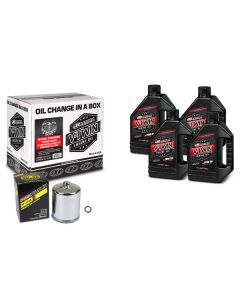 V-TWIN OIL CHNG KT SYNTH/CHRM  (90-119014PC)