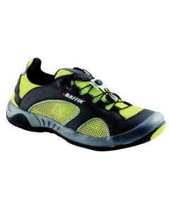 BAFFIN BVI SHOES CHAR/LIME 14