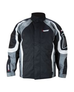 BAFFIN FURY JKT BK/GRY/WH MD