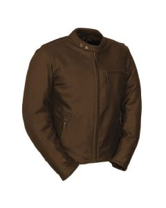 FIELDSHEER DEUCE PERF LEATHER JACKET
