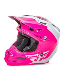 FLY F2 PURE PINK/WH/BK LG