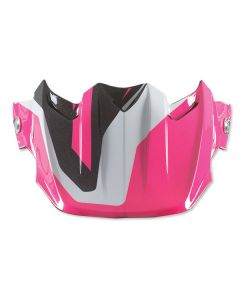 FLY F2 PURE VISOR PINK/WH/BK