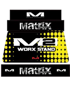 MATRIX M2 STAND GRAPHICS YEL