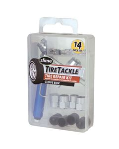 SLIME 14PCS TIRE TACKLE KIT