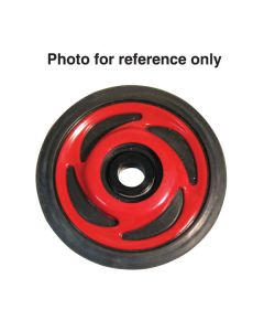 IDLER WHEEL POL SWIRL INDY RED(040-1411)