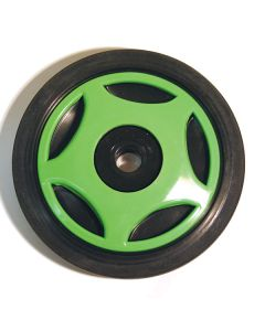 A/C PPD IDLER WHEEL GREEN
