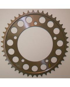 SUNSTAR REAR AL SPROCKT 520/46 (5-349746)