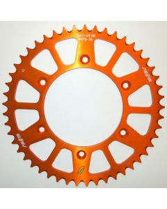 SUNSTAR REAR AL OR SPKT 520/48