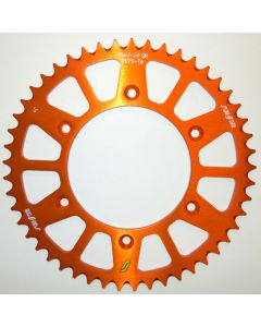 SUNSTAR REAR AL OR SPKT 520/49