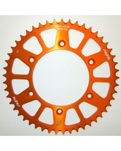 SUNSTAR REAR AL OR SPKT 520/50