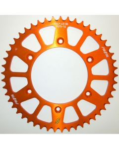 SUNSTAR REAR AL OR SPKT 520/51