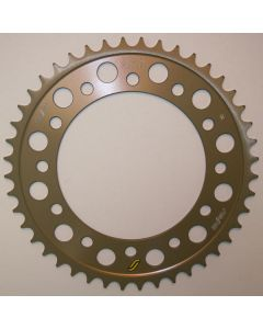 SUNSTAR REAR AL SPROCKT 520/45 (5-362645)