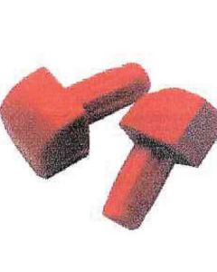 CAM SLIDER SHOE REAR RED 10PK