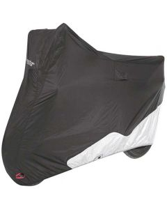 TOURMASTER BLACK SELECT MOTORCYCLE COVER MEDIUM