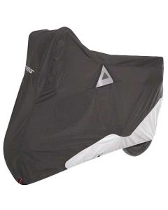 TOURMASTER BLACK ELITE MOTORCYCLE COVER MEDIUM