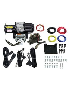 BRONCO GENERATION 1 4500LBS WINCH