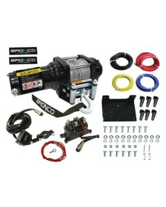 BRONCO GENERATION 1 2500LBS WINCH
