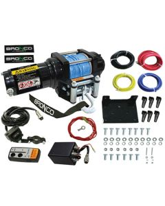 BRONCO GENERATION 2 3500LBS WIRELESS WINCH