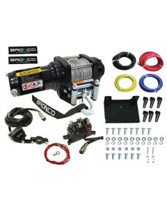 BRONCO GENERATION 1 3500LBS WINCH