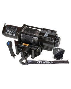 KFI 4500LBS WIDE STEALTH WINCH W/DASH SWITCH