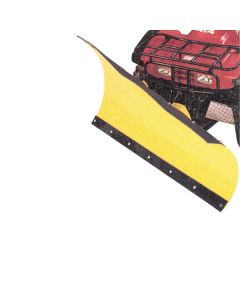 "EAGLE COUNTRY YELLOW 50"" PLOW"