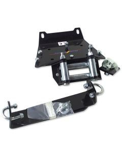 WINCH MOUNT YAMAHA 660 GRIZZLY
