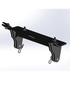 EAGLE FRONT PLOW MOUNT(33-49016)