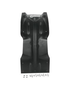 SKI-DOO REV SKID PLATE BLACK