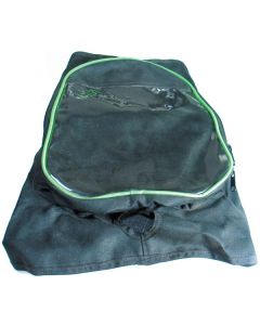 TANK BAG ARCTIC CAT BLK/GRN