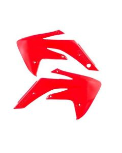 Acerbis Red Radiator Shrouds
