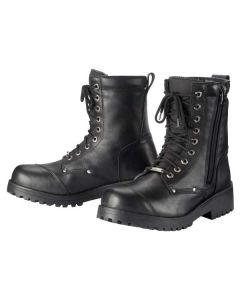 TOURMASTER COASTER WATERPROOF ROAD BOOT SIZE 7 BLACK