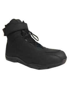TOURMASTER MENS RESPONSE WP 3.0 ROAD BOOT SIZE 7 BLACK