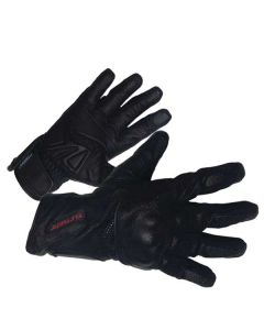 TOURMASTER DRI PERFORMANCE GEL GLOVES MENS X-SMALL BLACK