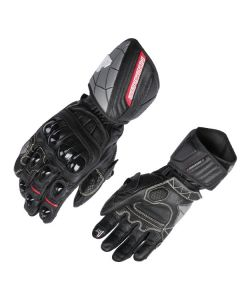 FIELDSHEER RACE PRO GLOVE SIZE XS BLACK/RED