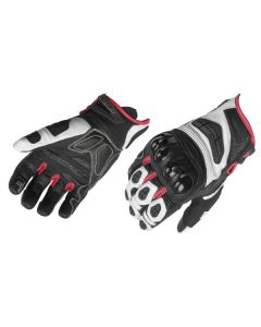FIELDSHEER BRANDS GLOVE XS WHITE/RED/BLACK