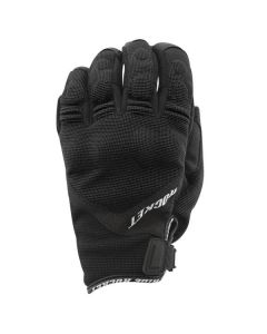 JOE ROCKET REACTOR TEXTILE GLOVES SIZE SMALL BLACK