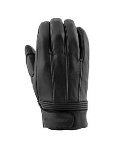 JOE ROCKET MISSION LEATHER GLOVES SIZE SMALL BLACK