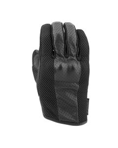 JOE ROCKET BADLANDS MESH GLOVES SIZE SMALL BLACK