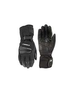 JOE ROCKET ELEMENT COLD WEATHER WOMENS GLOVE SIZE SMALL BLACK